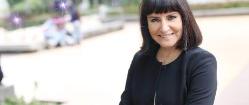 Mujer peruana empresaria
