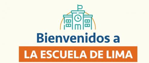 Municipalidad de lima educación