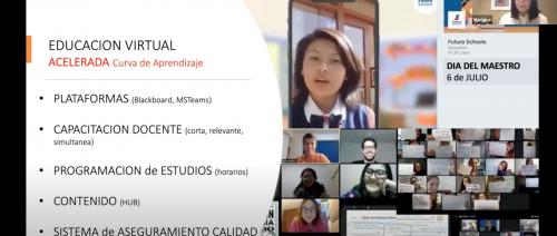 Educación en el Mundo Post Covid - 19 - Mariana Rodriguez